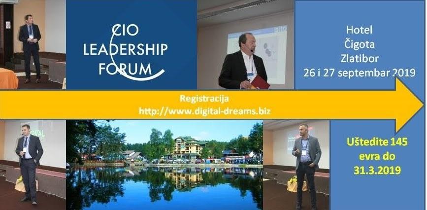 CIO LEADERSHIP ФОРУМ 2019